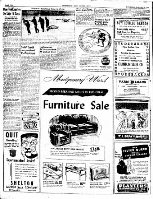 The Courier News from Blytheville, Arkansas on February 4, 1948 · Page 2