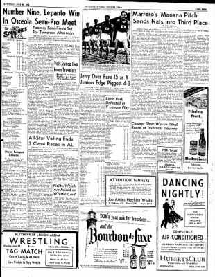 The Courier News from Blytheville, Arkansas on June 28, 1952 · Page 3