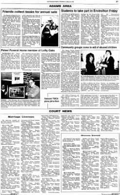 The Gettysburg Times from Gettysburg, Pennsylvania on April 30, 1998 · Page 15