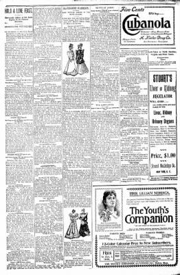 Logansport Pharos-Tribune from Logansport, Indiana on December 8, 1897 · Page 18