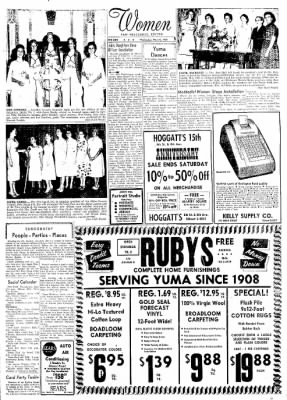 The Yuma Daily Sun from Yuma, Arizona on May 25, 1960 · Page 5