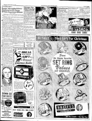 The Courier News from Blytheville, Arkansas on December 12, 1949 · Page 3