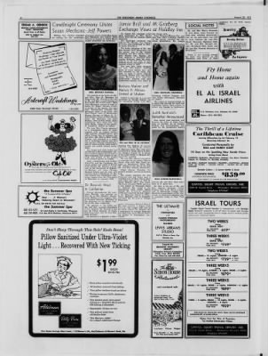 The Wisconsin Jewish Chronicle from Milwaukee, Wisconsin on August 20, 1971 · Page 4