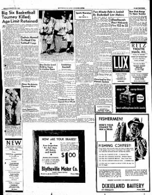 The Courier News from Blytheville, Arkansas on March 31, 1950 · Page 13