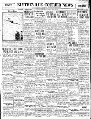 The Courier News from Blytheville, Arkansas on June 17, 1931 · Page 1
