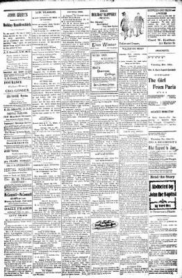 Logansport Pharos-Tribune from Logansport, Indiana on December 28, 1897 · Page 21