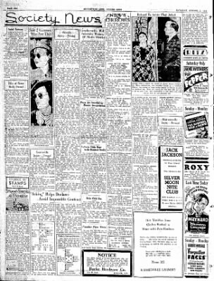 The Courier News from Blytheville, Arkansas on October 3, 1936 · Page 2