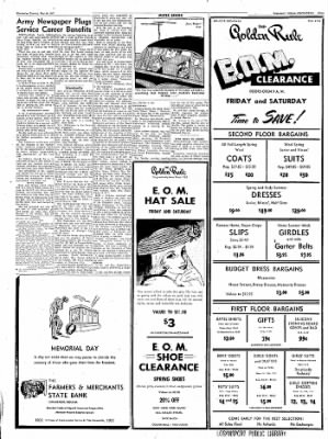 Logansport Pharos-Tribune from Logansport, Indiana on May 28, 1957 · Page 50
