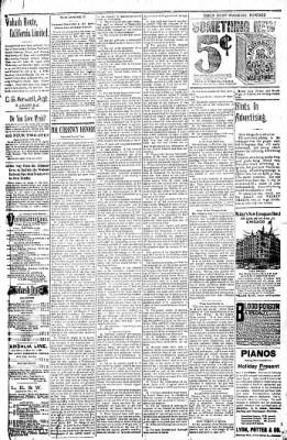 Logansport Pharos-Tribune from Logansport, Indiana on January 3, 1898 · Page 7