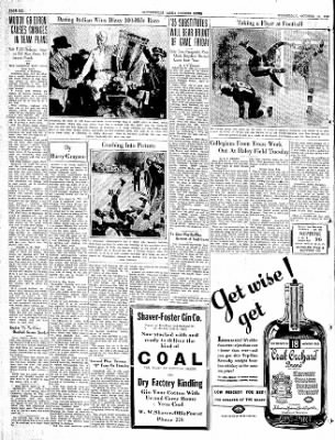 The Courier News from Blytheville, Arkansas on October 14, 1936 · Page 6
