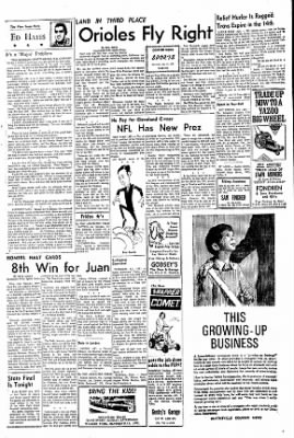 The Courier News from Blytheville, Arkansas on May 27, 1967 · Page 6
