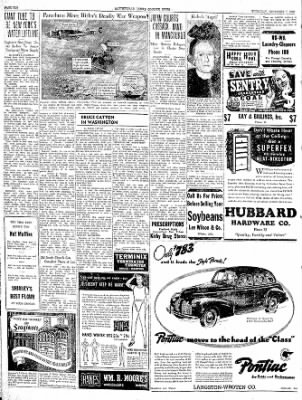 The Courier News from Blytheville, Arkansas on December 7, 1939 · Page 10