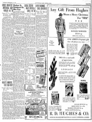 The Courier News from Blytheville, Arkansas on December 19, 1939 · Page 5