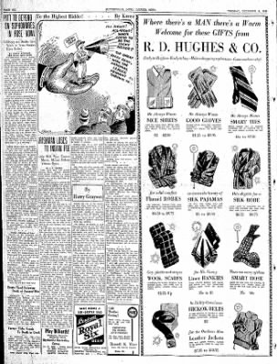 The Courier News from Blytheville, Arkansas on December 8, 1936 · Page 6