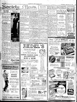 The Courier News from Blytheville, Arkansas on December 10, 1936 · Page 4