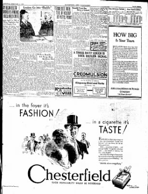 The Courier News from Blytheville, Arkansas on February 3, 1930 · Page 3