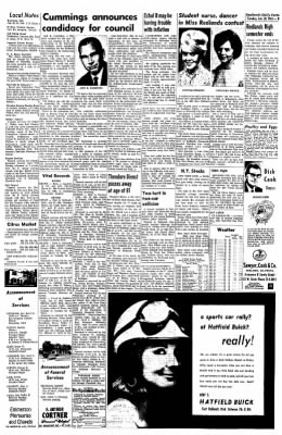 Redlands Daily Facts from Redlands, California on January 28, 1964 · Page 5