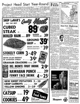 Greensburg Daily News from Greensburg, Indiana on August 25, 1965 · Page 8