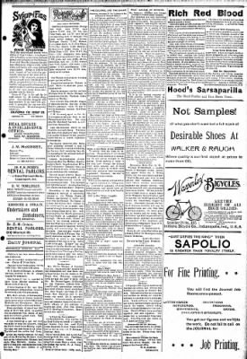 Logansport Pharos-Tribune from Logansport, Indiana on May 8, 1895 · Page 3
