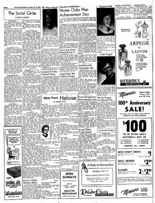 Greensburg Daily News from Greensburg, Indiana on October 16, 1965 · Page 5