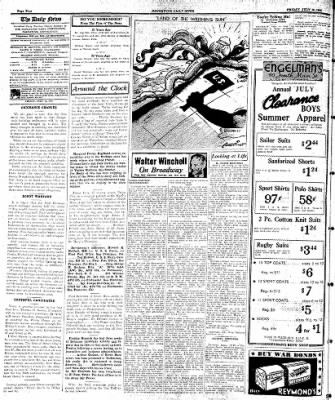 Naugatuck Daily News from Naugatuck, Connecticut on July 14, 1944 · Page 4