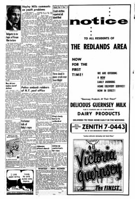 Redlands Daily Facts from Redlands, California on March 9, 1964 · Page 7