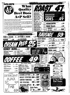 Hope Star from Hope, Arkansas on February 22, 1968 · Page 12