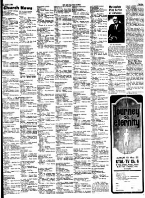 Hope Star from Hope, Arkansas on March 15, 1968 · Page 8