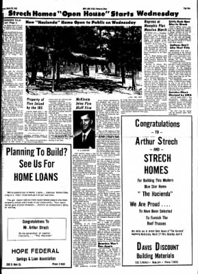 Hope Star from Hope, Arkansas on March 26, 1968 · Page 8