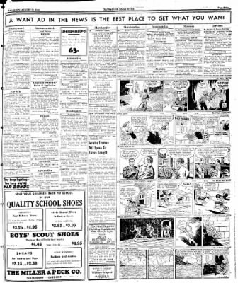 Naugatuck Daily News from Naugatuck, Connecticut on August 31, 1944 · Page 7
