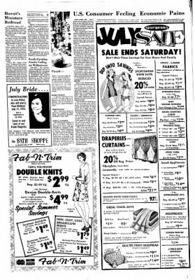 Carrol Daily Times Herald from Carroll, Iowa on July 10, 1974 · Page 5