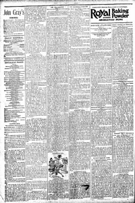 Logansport Pharos-Tribune from Logansport, Indiana on August 12, 1896 · Page 4