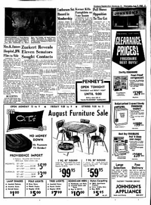 Galesburg Register-Mail from Galesburg, Illinois on August 7, 1963 · Page 3