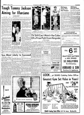 The Courier News from Blytheville, Arkansas on April 6, 1954 · Page 7