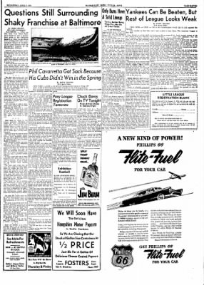 The Courier News from Blytheville, Arkansas on April 7, 1954 · Page 11