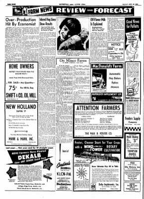 The Courier News from Blytheville, Arkansas on April 23, 1954 · Page 8