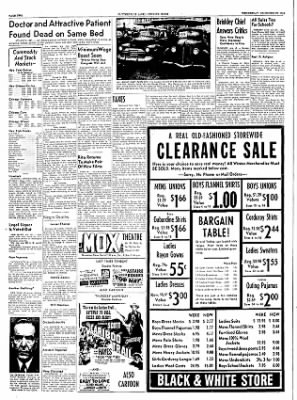 The Courier News from Blytheville, Arkansas on December 29, 1954 · Page 2