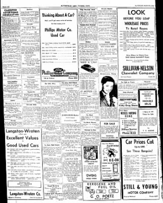 The Courier News from Blytheville, Arkansas on March 5, 1949 · Page 6