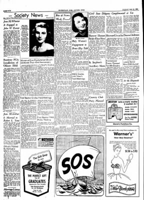The Courier News from Blytheville, Arkansas on May 18, 1954 · Page 4