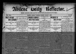 Abilene Daily Reflector