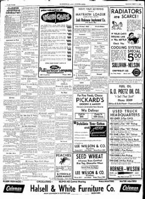 The Courier News from Blytheville, Arkansas on September 7, 1953 · Page 8