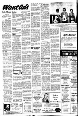 The Sioux County Capital from Orange City, Iowa on March 2, 1972 · Page 8