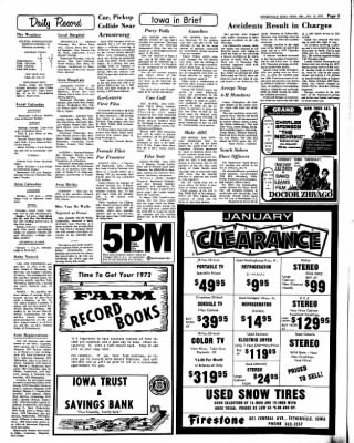 Estherville Daily News from Estherville, Iowa on January 12, 1973 · Page 8