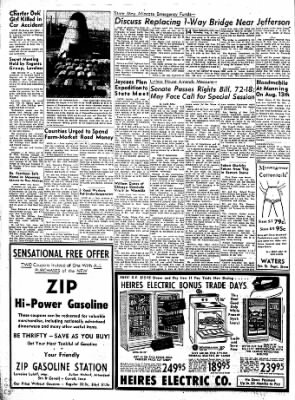 Carrol Daily Times Herald from Carroll, Iowa on August 8, 1957 · Page 14