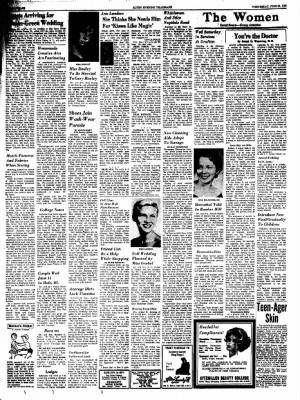 Alton Evening Telegraph from Alton, Illinois on June 29, 1960 · Page 12