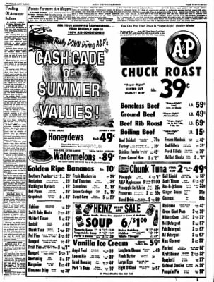 Alton Evening Telegraph from Alton, Illinois on July 14, 1960 · Page 26