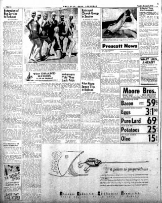 Hope Star from Hope, Arkansas on October 7, 1958 · Page 6