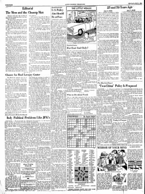 Alton Evening Telegraph from Alton, Illinois on July 1, 1963 · Page 4