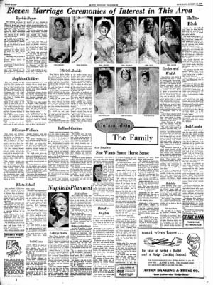 Alton Evening Telegraph from Alton, Illinois on August 17, 1963 · Page 8