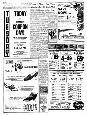 Alton Evening Telegraph from Alton, Illinois on September 3, 1963 · Page 6
